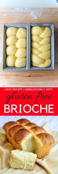 Homemade Brioche, Homemade Buns, Brioche Recipe, Brioche Bread, Delicious Desserts, Yummy Food, Homemade Hamburgers, Bun Recipe, Bread Recipes