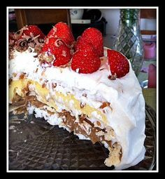 Cookie Desserts, Gluten Free Desserts, Cookie Recipes, Grandma Cookies, Pavlova, Rice Krispies, Baking Recipes, Food To Make, Sweet Tooth