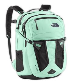 WOMEN'S RECON BACKPACK $99.00 in Grey and plum