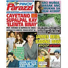 Pinoy Parazzi Vol 7 Issue 134 October 31 – November 02, 2014 http://www.pinoyparazzi.com/pinoy-parazzi-vol-7-issue-134-october-31-november-02-2014/