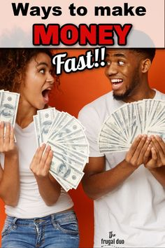 Are you looking for some quick ways to make money fast? People are currently taking advantage of every way possible now to make money fast. #makemoneyfast #howtomakemoneyfast
