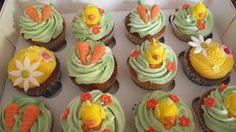 Resultado de imagem para easter cupcakes
