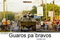Extraoficial Informa  @vzlalibre97: En barquisimeto se coronaron un tanque   pic.twitter.com/JKq9YuoJOG