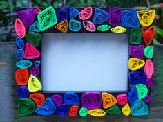 handmade photo frame - Google Search Kids packs