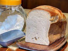 pain de mie au levain