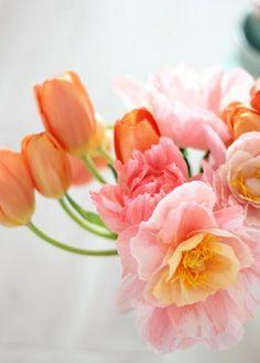 Comment faire des fleurs avec du papier crépon