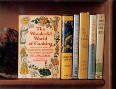 Edward Harris Heth's The Wonderful World of Cooking.