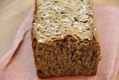 Kuchnia bezglutenowa: Chleb bezglutenowy ze słonecznikiem Banana Bread, Food, Essen, Meals, Yemek, Eten
