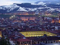Anochece sobre Bilbao, Basque Country | Spain