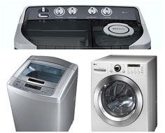 Jenis-Jenis Mesin Cuci dan Kelebihannya