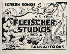 Fleischer Studios Talkatoons