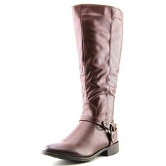 a.x.n.y. Duke-12 Women Round Toe Synthetic Knee High Boot ** Be sure to check out this awesome product.
