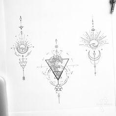 Tribal Tattoos, Tattoos Geometric, Geometric Tattoo Design, Tattoos Skull, Tribal Tattoo Designs, Line Tattoos, Forearm Tattoos, Arm Band Tattoo, Body Art Tattoos