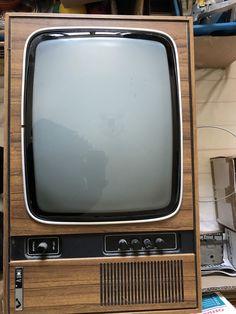 VINTAGE HMV TV Model 2841