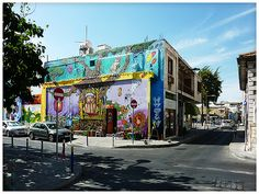 Cool Street Cafe, Limassol, Cyprus