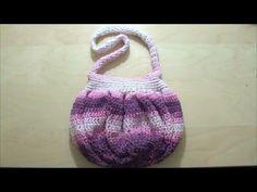 Πλεκτή καλοκαιρινή τσάντα - YouTube
