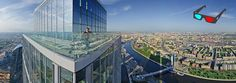 Moscow City View, Stereo Panorama | 360 Degree Aerial Panorama | 3D Virtual Tours Around the World | Photos of the Most Interesting Places o...