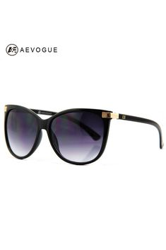 3899f2e68a7 AEVOGUE Free Shipping Newest Cat Eye Classic Brand Sunglasses Women Hot  Selling Sun Glasses Vintage Oculos