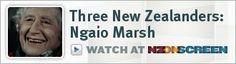 Three New Zealanders: Ngaio Marsh documentary from 1977