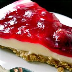 The Best Unbaked Cherry Cheesecake Ever - Allrecipes.com