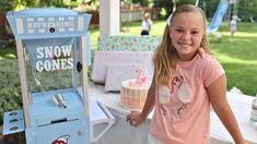 Olivia Turns 10 - YouTube Bonnie Hoellein, Snow Cone Machine, Beauty Camera, Polly Pocket, Baby Videos, Social Media, Birthday Ideas, Youtube, Summer