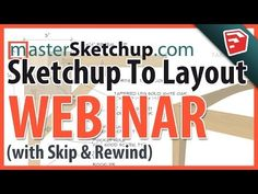 Sketchup to LayOut Webinar - videos by Matt Donley*    • Channel   (https://www.youtube.com/channel/UCFBi30B8oBGrl48RdxgIiRA)  ★    CHARACTER DESIGN REFERENCES (https://www.facebook.com/CharacterDesignReferences & https://www.pinterest.com/characterdesigh) • Love Character Design? Join the Character Design Challenge (link→ https://www.facebook.com/groups/CharacterDesignChallenge) Promote your art in a community of over 25.000 artists!    ★