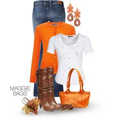 A fashion look from November 2013 featuring Morgan blouses, John Lewis cardigans and Pepe Jeans London jeans. Browse and shop related looks.