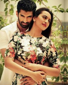 Aditya Roy Kapoor and Sonakshi Sinha Bollywood Couples, Bollywood Photos, Bollywood Stars, Bollywood Fashion, Roy Kapoor, Sonam Kapoor, Deepika Padukone, Hollywood Actress Photos, Hollywood Heroines
