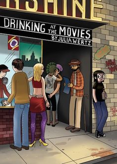Drinking at the Movies