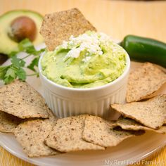 Jalapeno Avocado Dip | Everyday Fitness and Nutrition