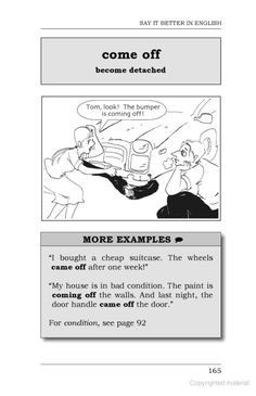 Useful phrases for work and everyday life Practice English Grammar, English Prepositions, Good Vocabulary Words, Advanced English Vocabulary, English Sentences, English Idioms, English Phrases, Learn English Words, English Lessons
