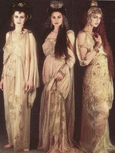 The Three Brides from Bram Stoker's Dracula