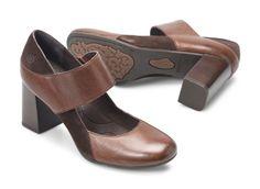 63fd3ac62c310 Børn Motola in Dark Brown/Mocha Burgundy Shoes, Born Shoes, Comfortable  Shoes,