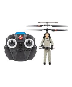 Loving this Ghostbusters Venkman Remote Control Helicopter on #zulily! #zulilyfinds