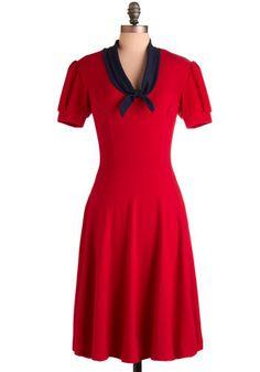 Zing Went My Heartstrings Dress