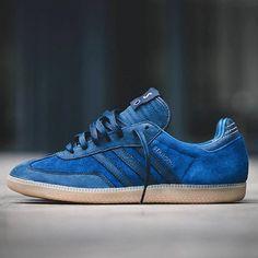 Starcow x Adidas Consortium Samba