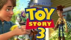 Toy Story 3 Game - Andy House - Sheriff Woody  - Buzz Lightyear