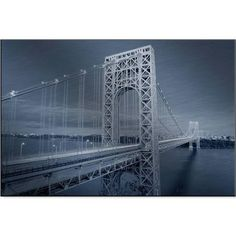 george washington bridge wall art - Google Search