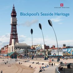 Informed Conservation: Blackpool's Seaside Heritage by Matthew Whitfield and Allan Brodie Paperback) for sale online Blackpool England, English Heritage, Bright Future, Conservation, New Books, Seaside, Amusement Parks, History, Key