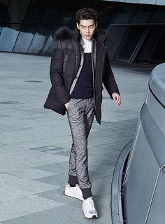 Style Korea: The Art of Korean Fashion • Kim Woo Bin for SIEG Fahrenheit F/W 2015