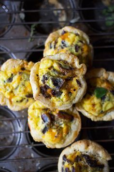 Today I have the perfect recipe that will transform your holiday snacking! These Biltong and Cheese Quiche Puffs are simple and super easy to make, an ideal snack for the kids while they're enjoying their much deserved time off!These delicious snacks will also make their appearance this Christmas for all to enjoy, it is an absolute winner. It consists of a perfectly baked puff pastry cup filled with an egg, cheese and biltong filling with fresh thyme and basil. You can also go crust less if…