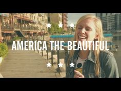 Grace Weber's powerful rendition of America, the Beautiful