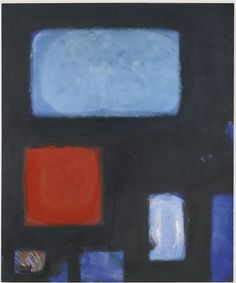 View artworks for sale by Heron, Patrick Patrick Heron British). Abstract Art Images, Abstract Paintings, Patrick Heron, Abstract Landscape, Yorkie, Blues, June, Quilt, Minimalist