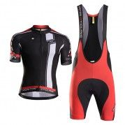2015 Pro Plus Sude Black Red Cycling Kits 5d7b2e6b0