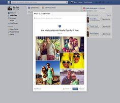 Jovens do milênio: Facebook passa a lembrar aniversários de namoro do...