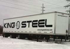 Semi Truck Trailer