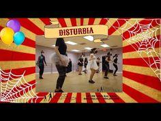 """Disturbia"" Teen Tap Halloween 2020"