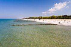 Baltic Beaches at Zingst