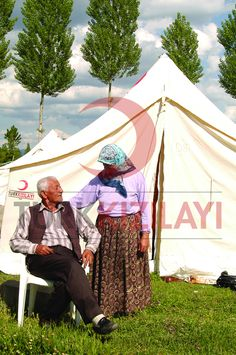Türk Kızılayı Kütahya-Simav Depreminde