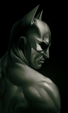 """Batman Detail by gastonzubeldia on deviantART 